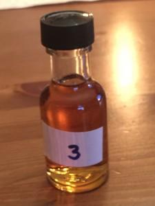 Flaska nr 3